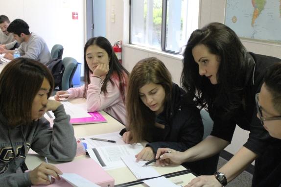 CROSS CULTURAL: Extension's International Programs students