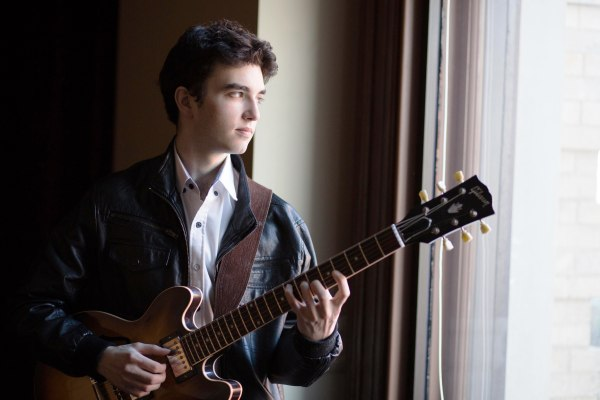 """Tommy Holladay: """"For right now, I'm ready to take my music as far as I can go."""""""