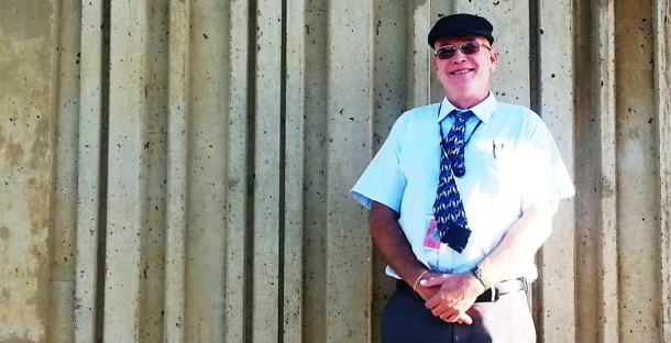 """Lou Binford: """"Getting through the first year is always the biggest challenge."""""""